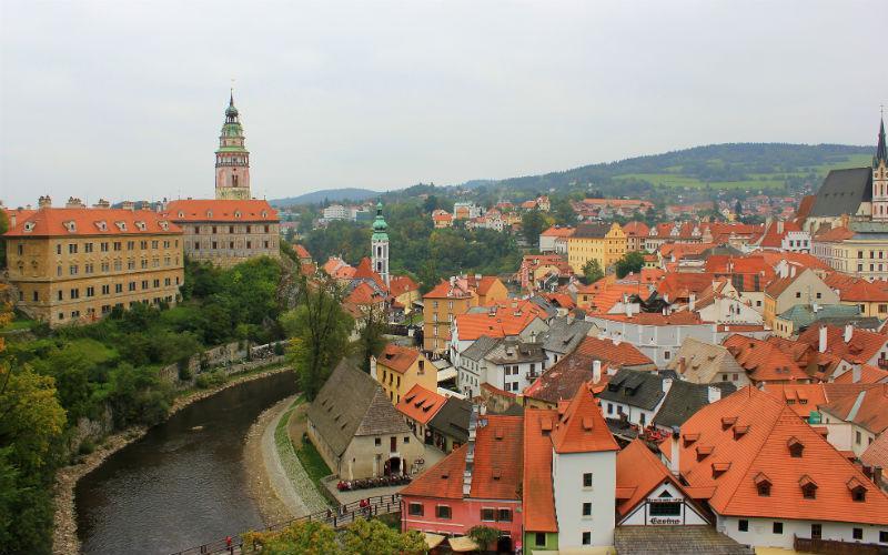 Český Krumlov Day Trip from Prague