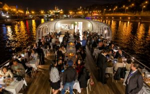 Prague River Cruise and Live Music